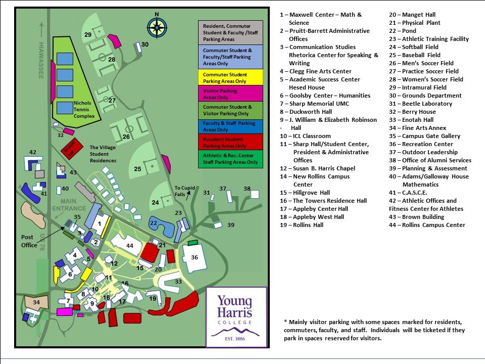 Map Of Young Harris Georgia.Yhc Edu Best Car Update 2019 2020 By Thestellarcafe