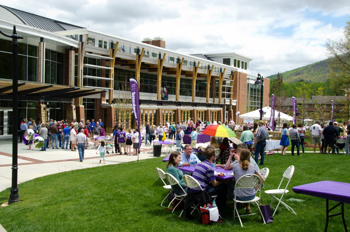 Young Harris College to Host Annual Spring Alumni Weekend
