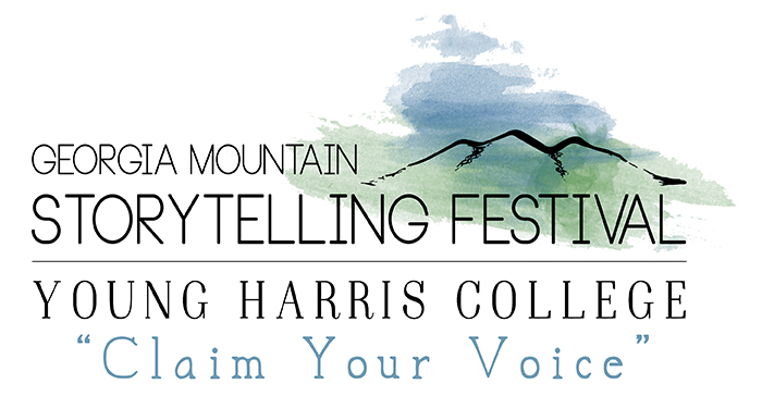 Georgia Mountain Storytelling Festival, Young Harris College, Claim Your Voice