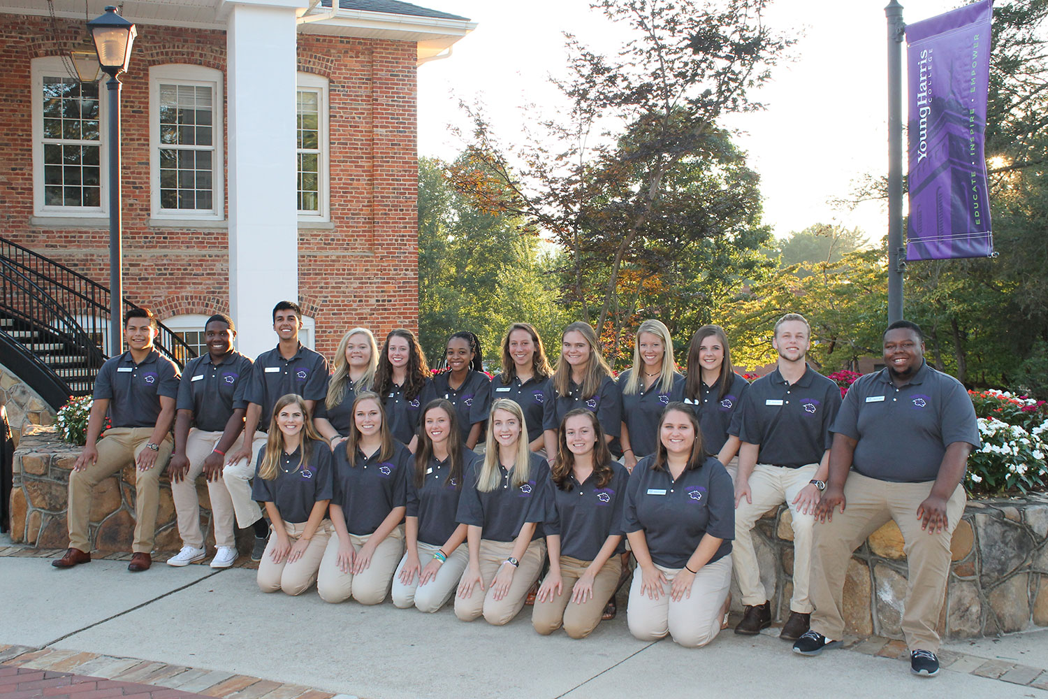 YHC Admissions Reps