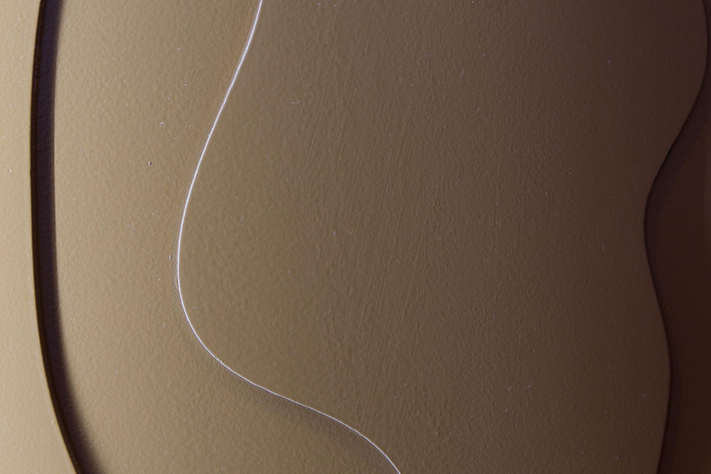 wall pattern close up