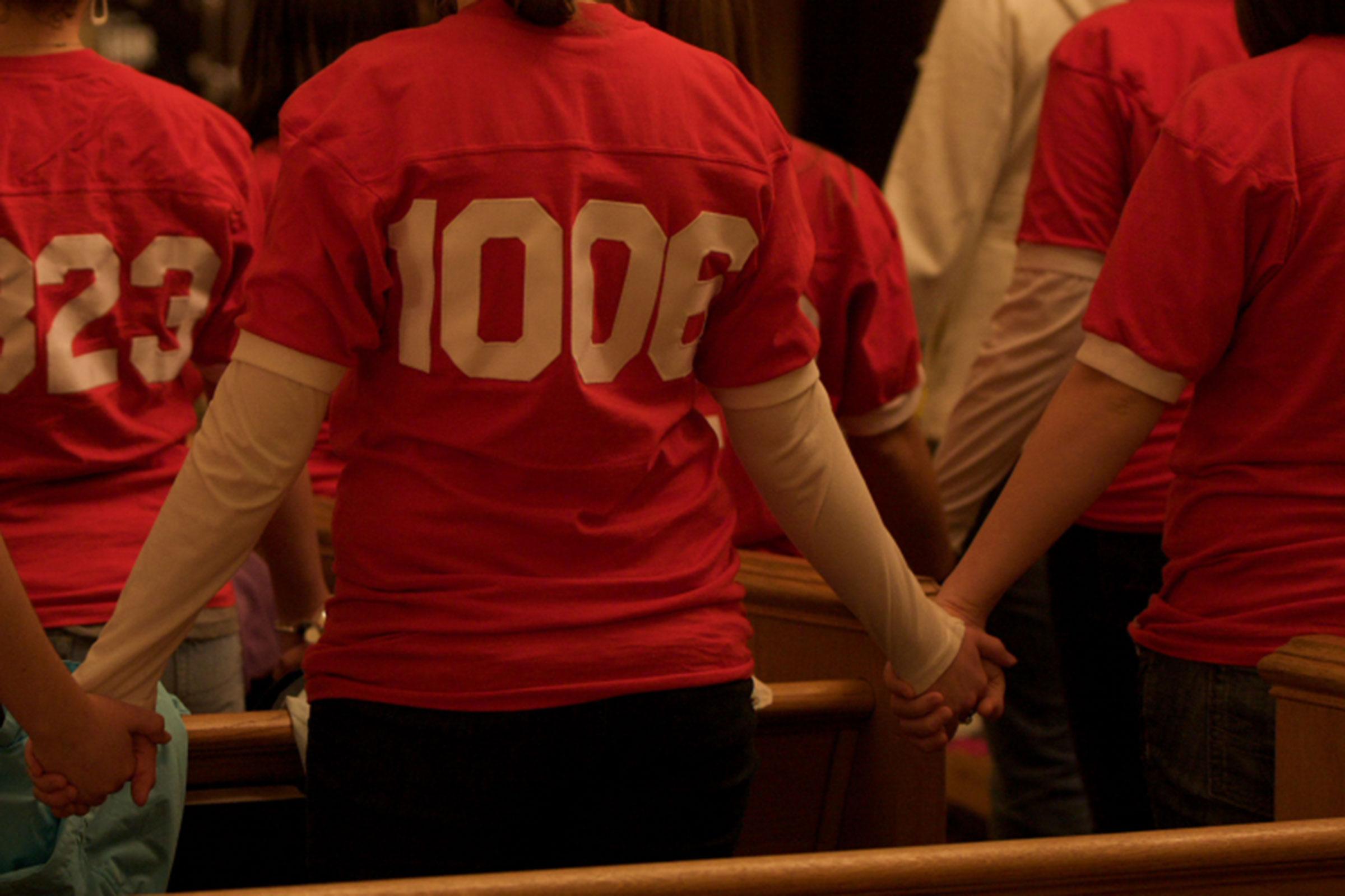 group prayer service