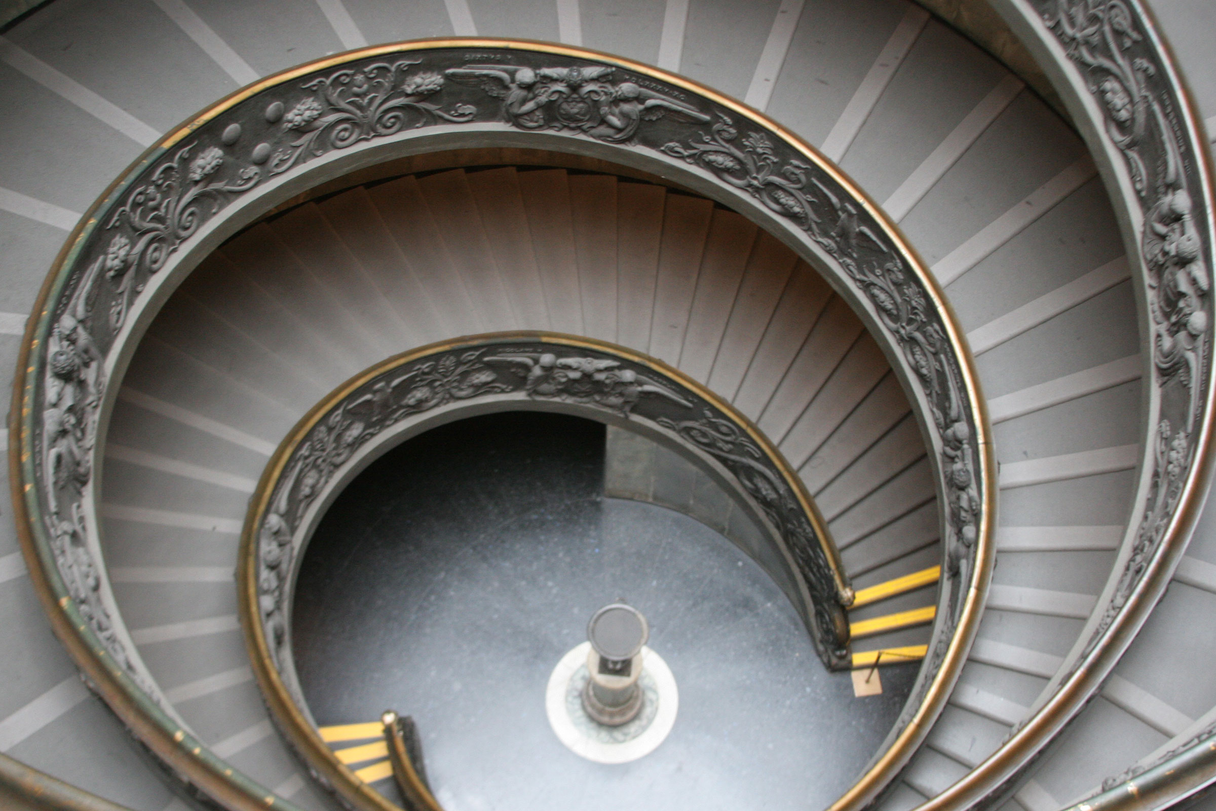 louve stairs