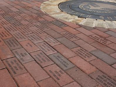 Engrave a Brick