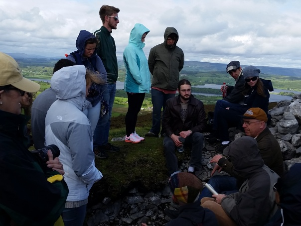 Literature, Culture, and History in Ireland