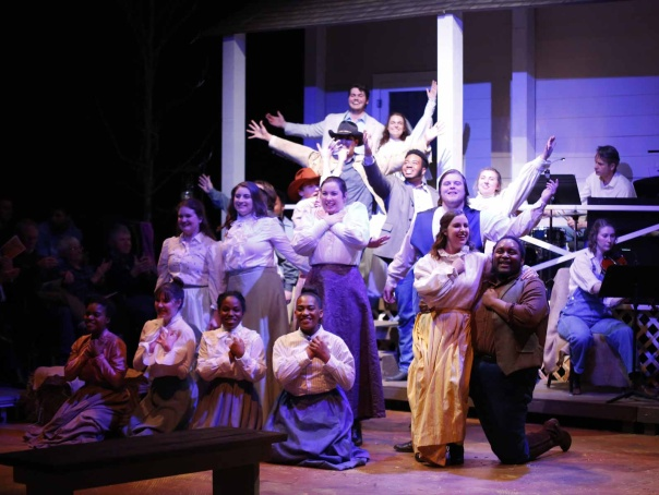"""Rogers and Hammerstein's """"Oklahoma!"""""""