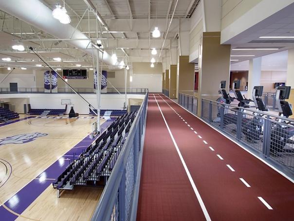 Recreation & Fitness Center