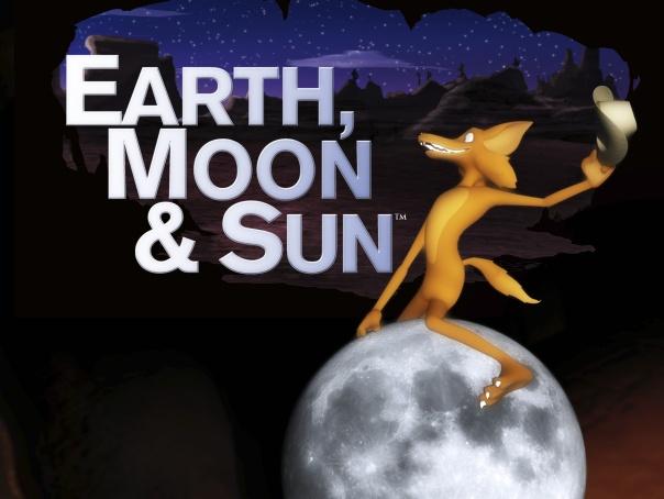 Earth, Moon, & Sun
