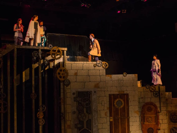 Theatrical Design & Production
