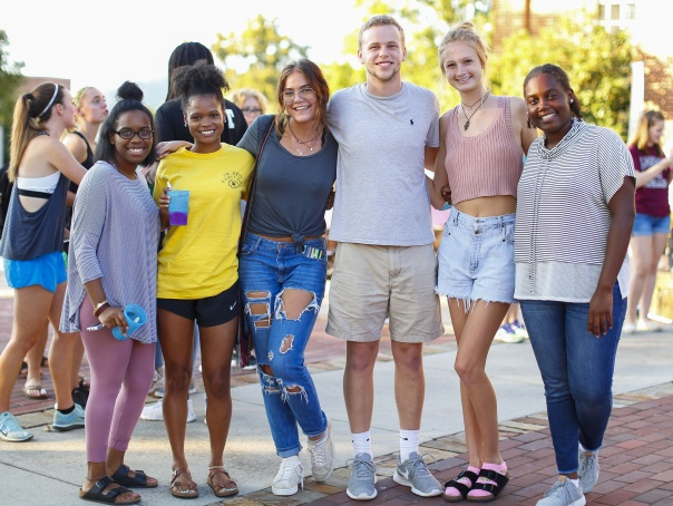 Register for a Campus Tour