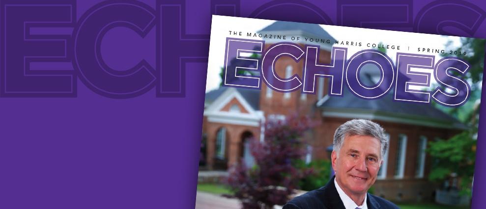 Echoes Magazine Spring 2019