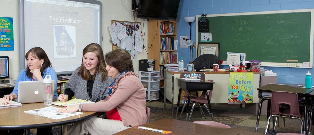 union classroom