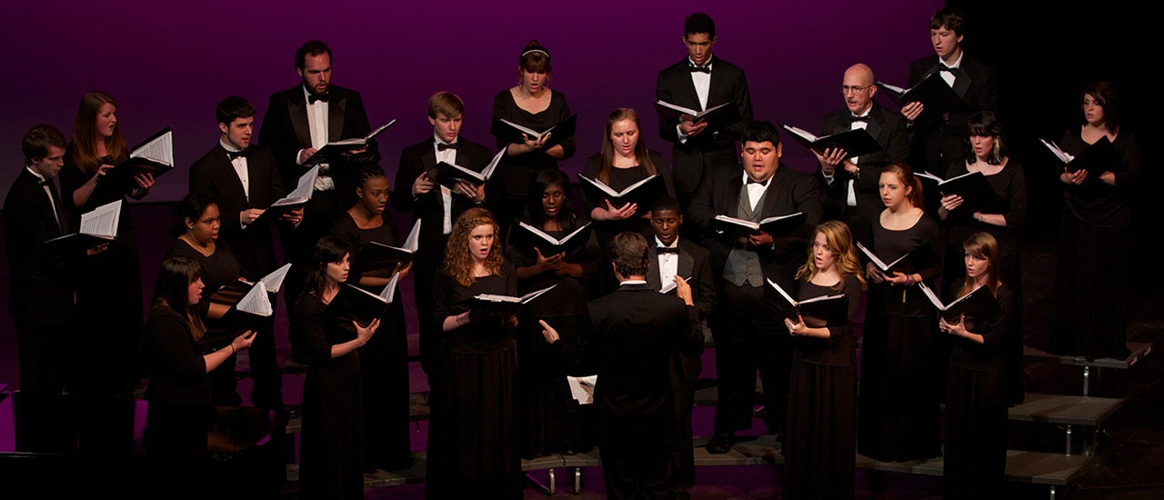 fine arts choir