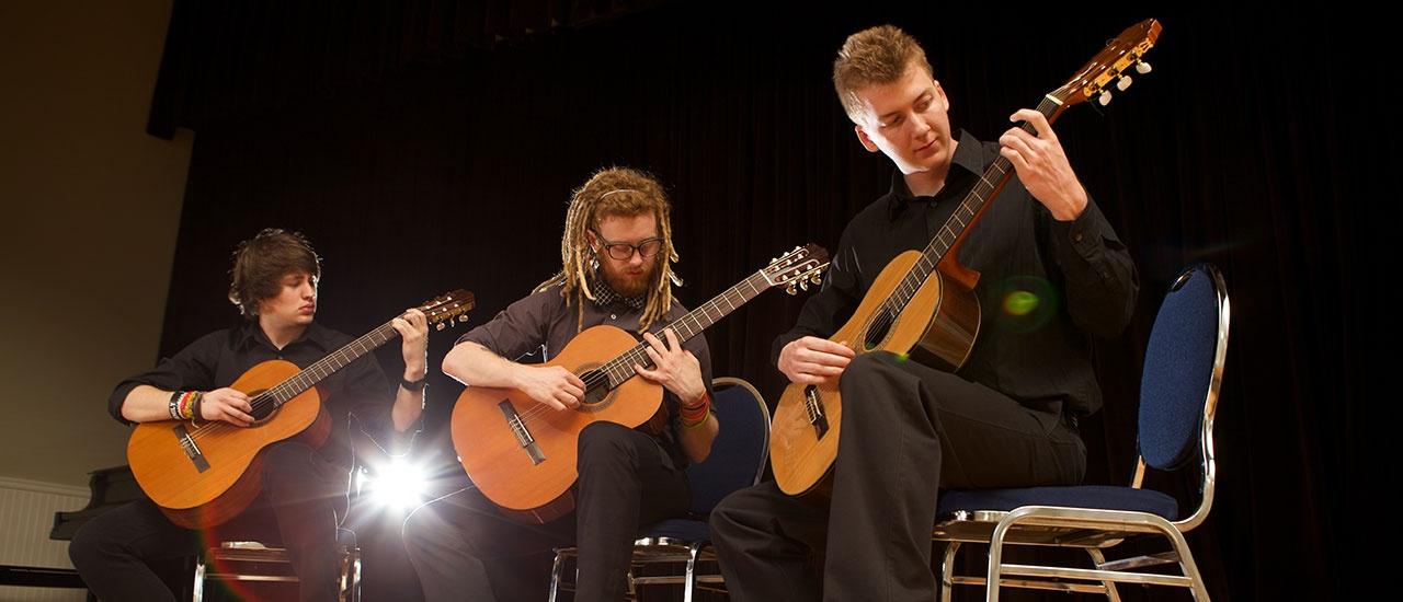 guitar performers