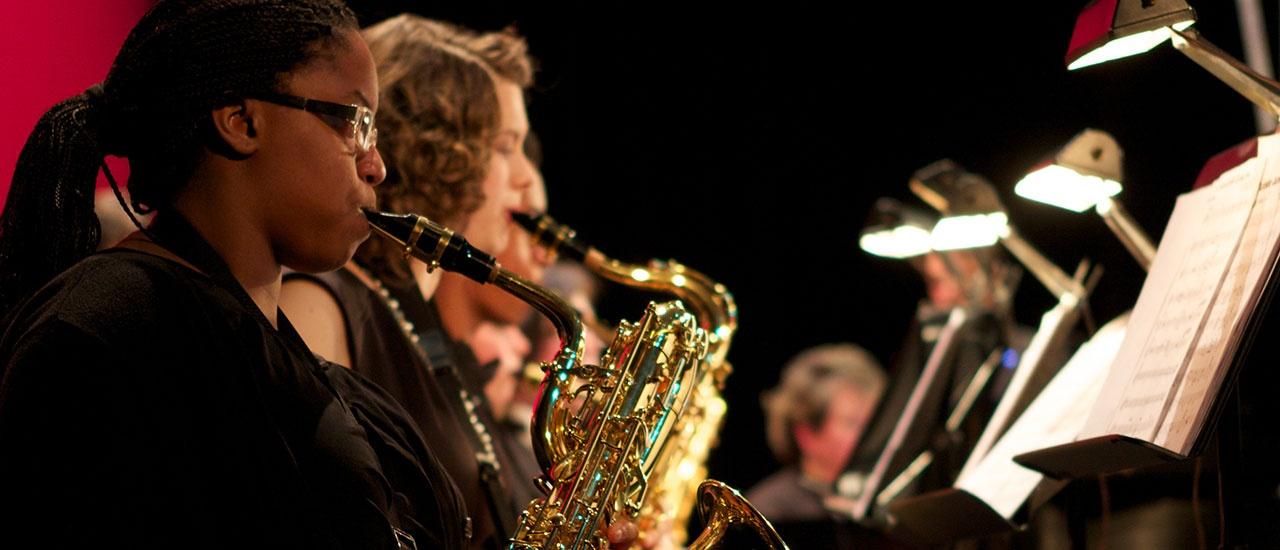 saxophone performers
