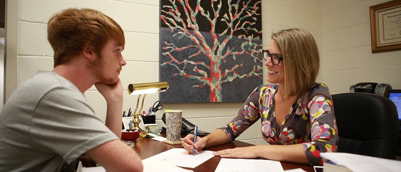 whisenhunt and student