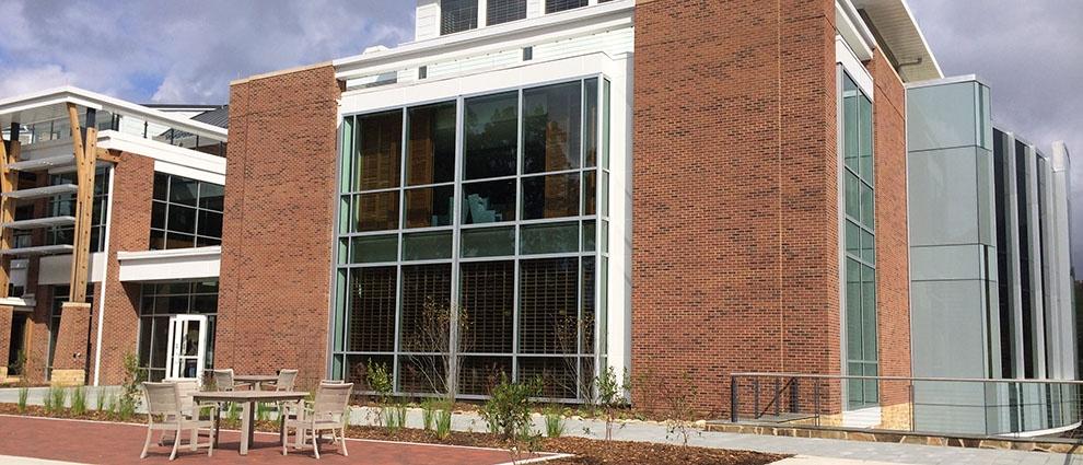 miller library window
