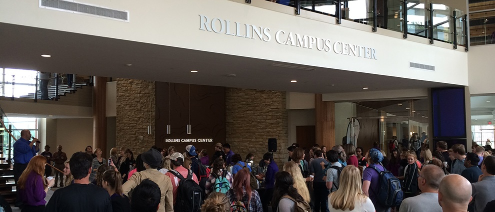 rollins campus center inside