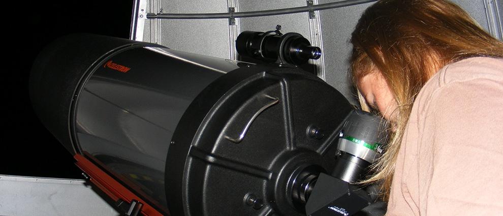 rollins planetarium equipment