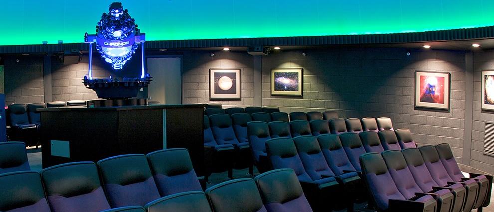 rollins planetarium seating