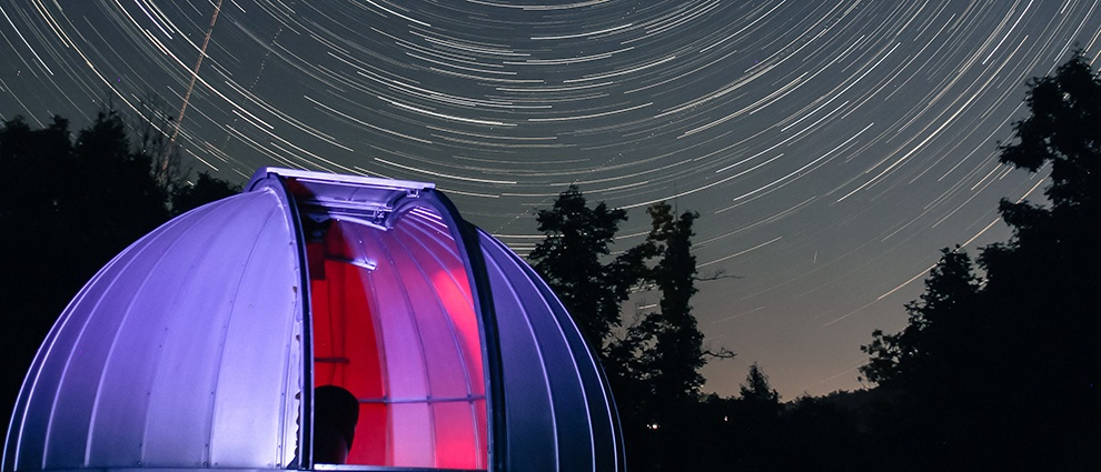 rollins planetarium outside