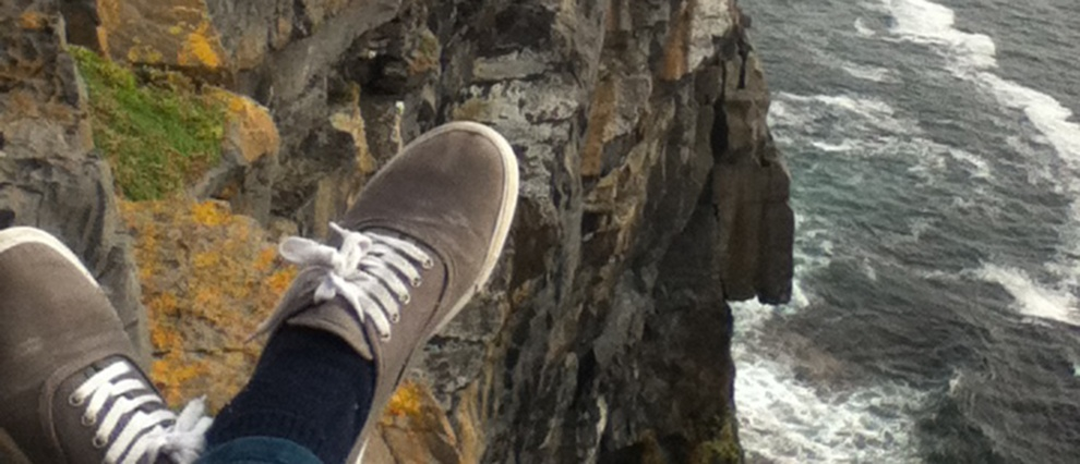 study abroad cliff