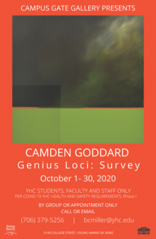 Genius Loci: Survey by Camden Goddard