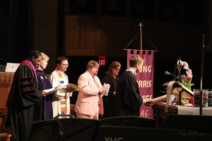Baccalaureate Service