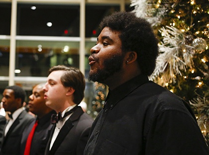 Christmas at Young Harris Concert
