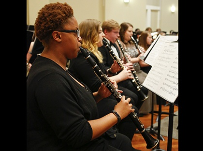 YHC Clarinet and Woodwind Chamber Recital