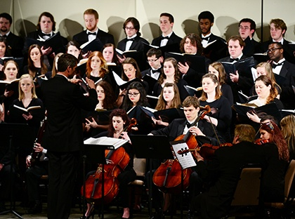 YHC Chamber Winds Concert