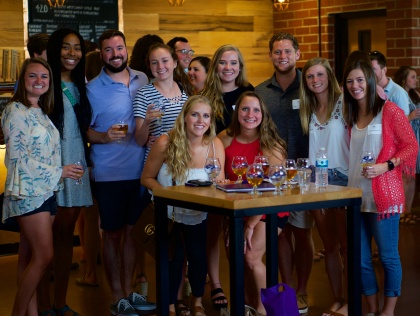 All-Alumni Social at Sweetwater Brewery