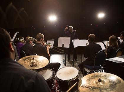 Jazz Band Concert April 15