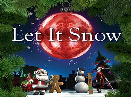 Let It Snow: A Holiday Music Journey