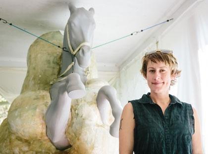 Guest Artist Nora Hartlaub