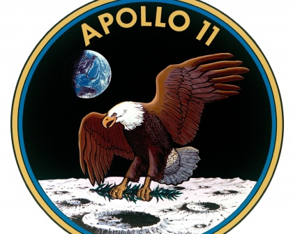 Apollo 11: One Giant Leap logo
