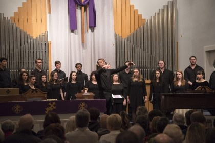 Orpheus Choir Concert