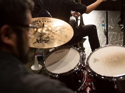 Percussion Ensemble April 8