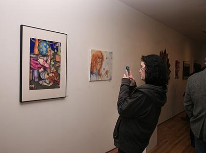 Spring Senior Thesis Exhibition