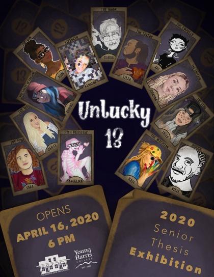 Unlucky 13 Poster