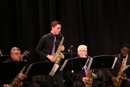YHC Jazz Band Concert