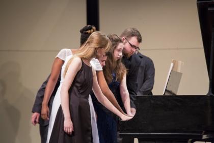 YHC Piano Ensemble Concert