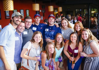 All Alumni Social at Sweetwater Brewing Company