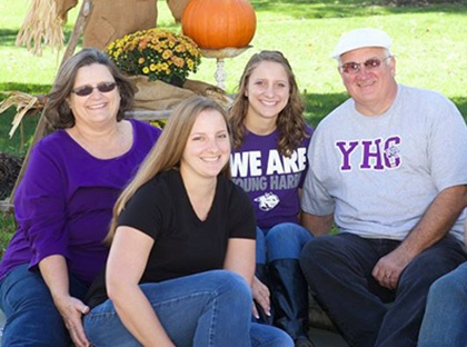 family on family weekend