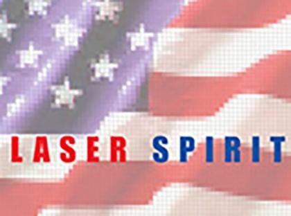Laser Spirit