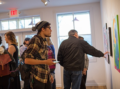 Student Juried Art Exhibition