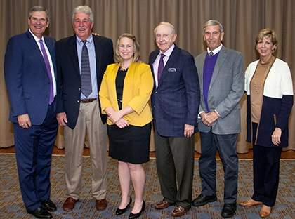 Young Harris College Athletics Hall of Fame Inducts New Members