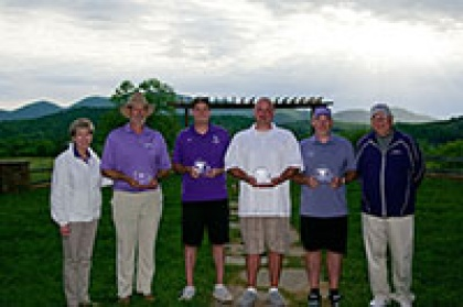 Young Harris College Hosts 11th Annual Clay Dotson Open