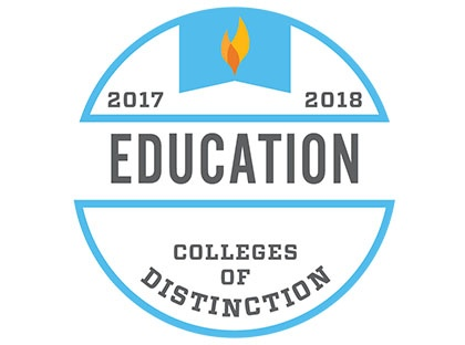 Young Harris College Division Recognized for Excellence in Professional Programming