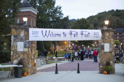Fall Fest on the Plaza